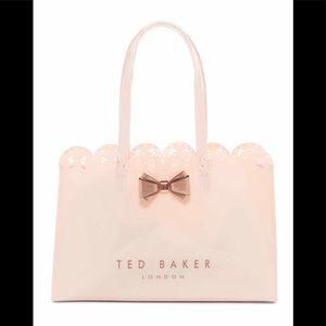 Ted Baker Landon Alexcon Bow Icon Tote Bag